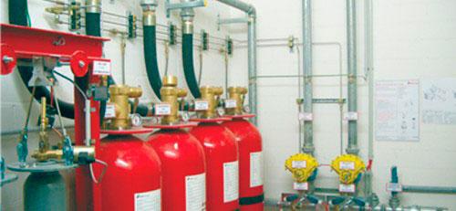Projeto de Sistema de Incêndio UL/FM