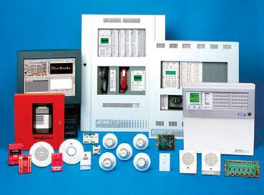Sistema de Detecção EST Edwards