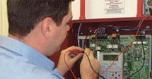 Serviços de Manutenção Preventiva e Corretiva em sistemas de Detecção Alarme e Supressão de Incêndio
