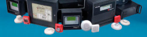 Conserto em Sistemas de Alarme de Incêndio UL/FM