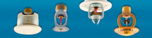 Manutenção de Sprinklers UL/FM
