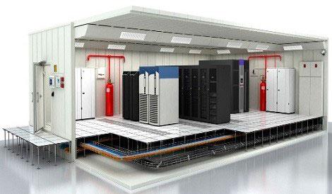 Projeto de Incêndio Data Center