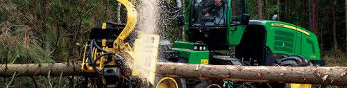 Sistema de Incêndio para Maquinas Florestais