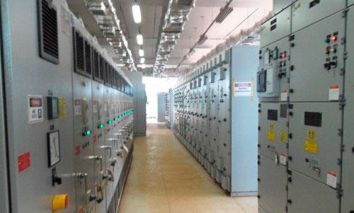Sistemas de Incêndio para Salas Eletricas
