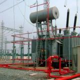 Sistemas de Incêndios para Transformadores